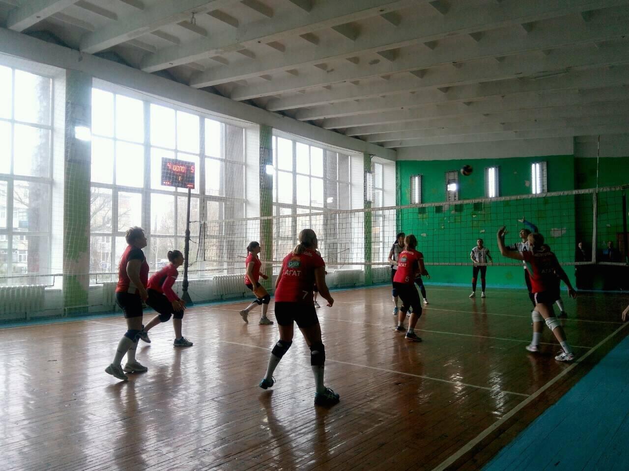 Мелитопольские волейболисты почтили память своих коллег, фото-3