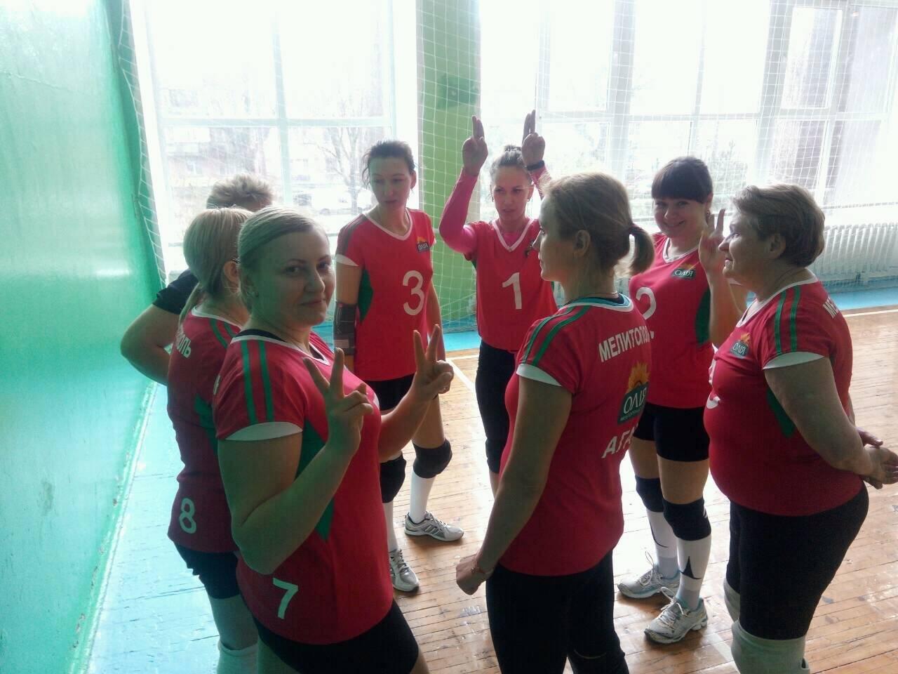 Мелитопольские волейболисты почтили память своих коллег, фото-1