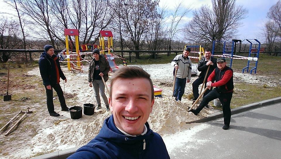 В Мелитополе реализовали общественный проект , фото-1