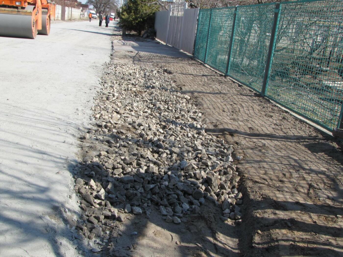 На Красной горке завершают капитальный ремонт дороги, фото-9