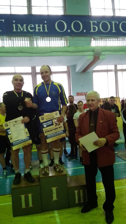 Студент и преподаватель ТГАТУ стали призерами Открытого кубка Украины по гиревому спорту, фото-2