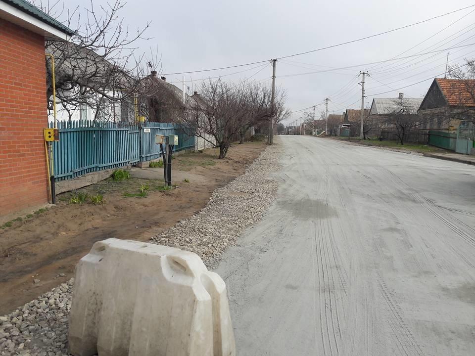 Капитальным ремонтом дороги на Красной горке довольны не все , фото-3