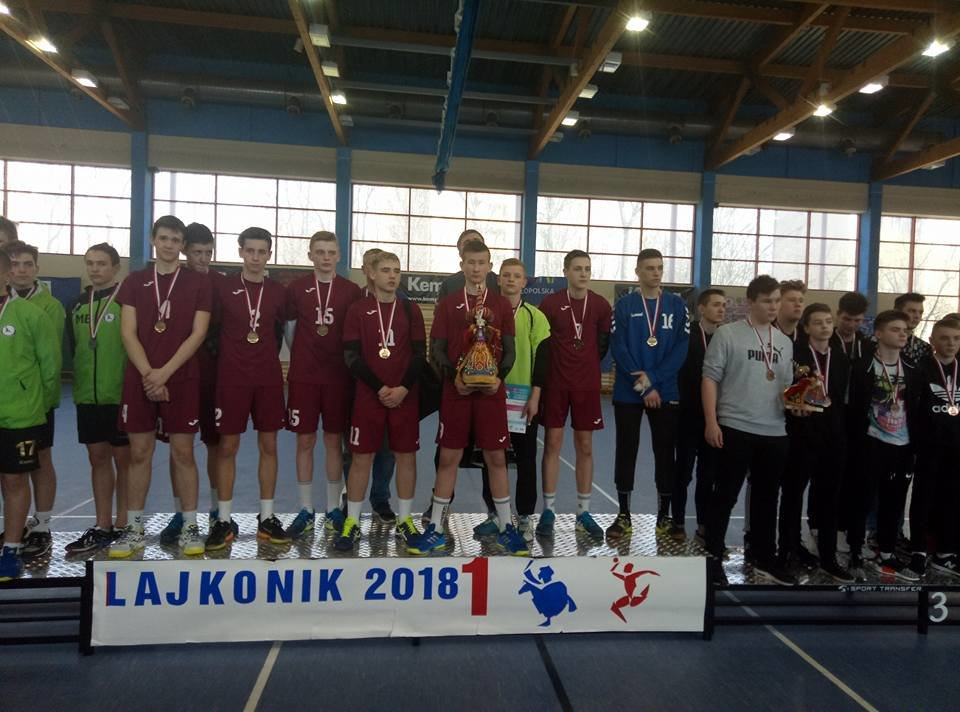 Мелитопольские гандболисты вернулись с победой из Польши , фото-3