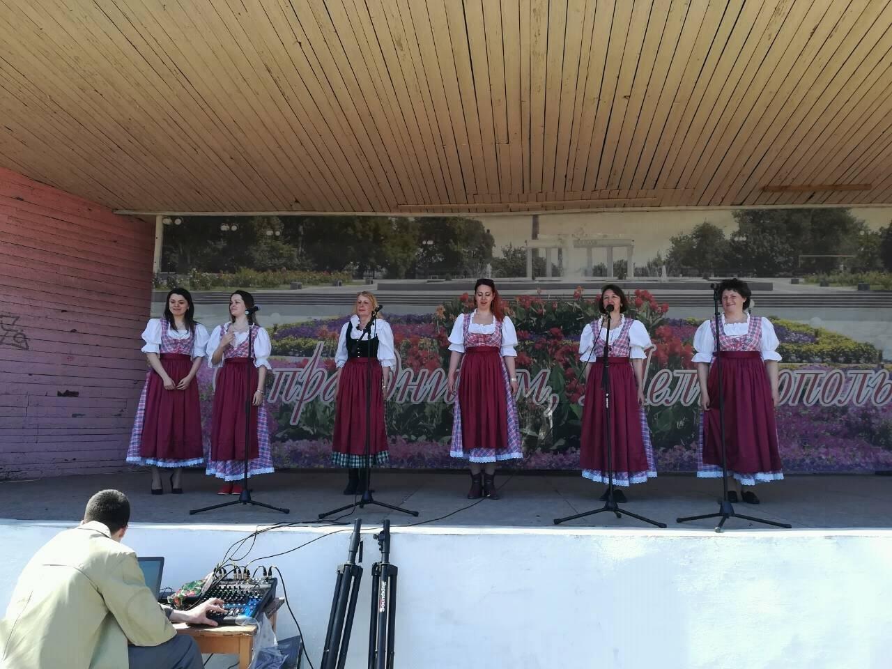 Мелитопольцы отпраздновали интеркультурную  Пасху, фото-2