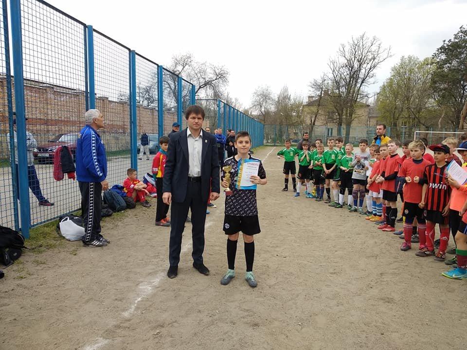 В Мелитополе подвели итоги футбольных соревнований, фото-1
