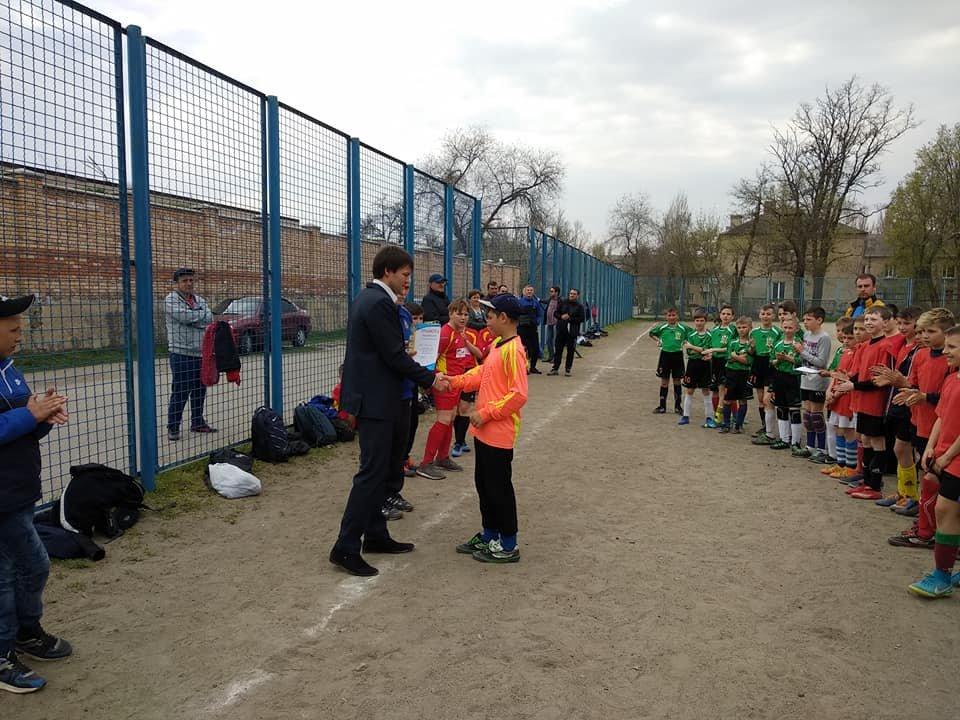 В Мелитополе подвели итоги футбольных соревнований, фото-2
