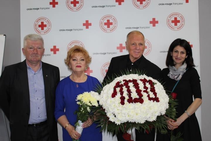 Украинской организации Красного креста исполнилось 100 лет, фото-1