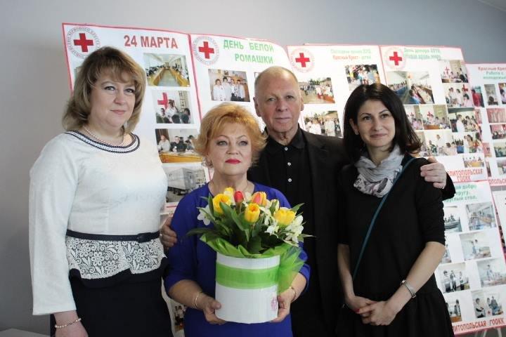 Украинской организации Красного креста исполнилось 100 лет, фото-2