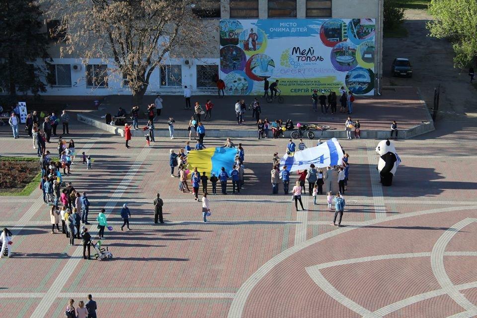 Неделя еврейской культуры в Мелитополе началась с флешмоба, фото-2