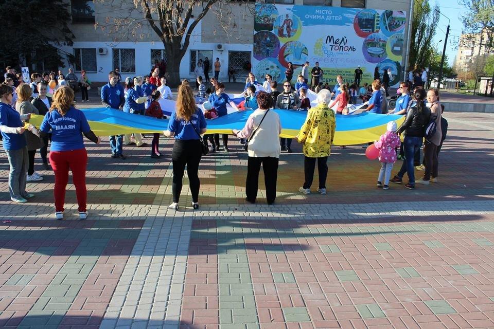 Неделя еврейской культуры в Мелитополе началась с флешмоба, фото-3