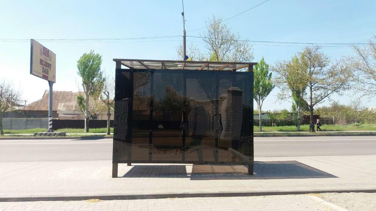 В Мелитополе восстановили остановку Пушкина, фото-3