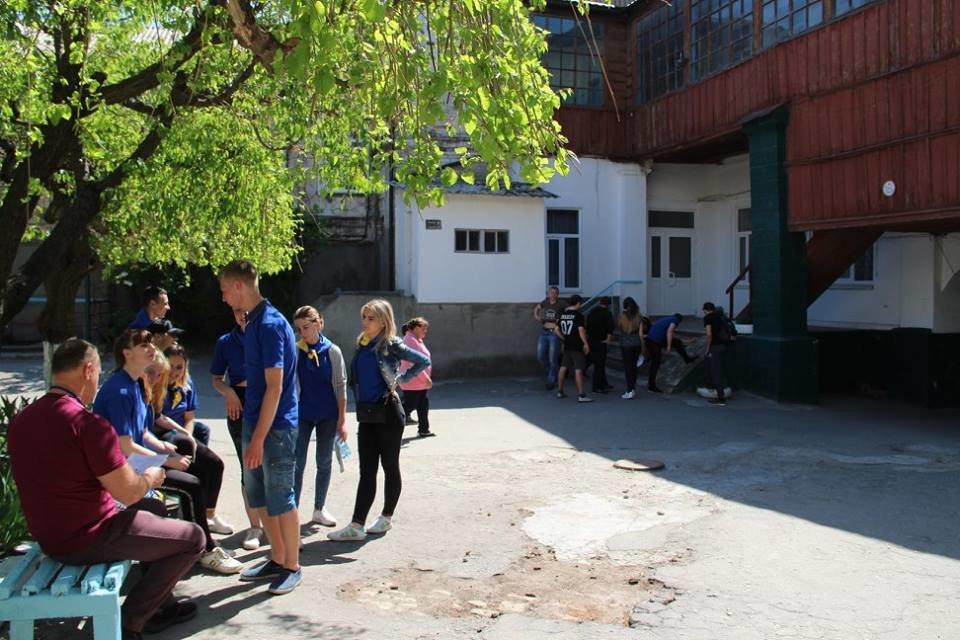 Исторический квест в Мелитополе: участники спустились в подземелье и отыскали бункер , фото-3