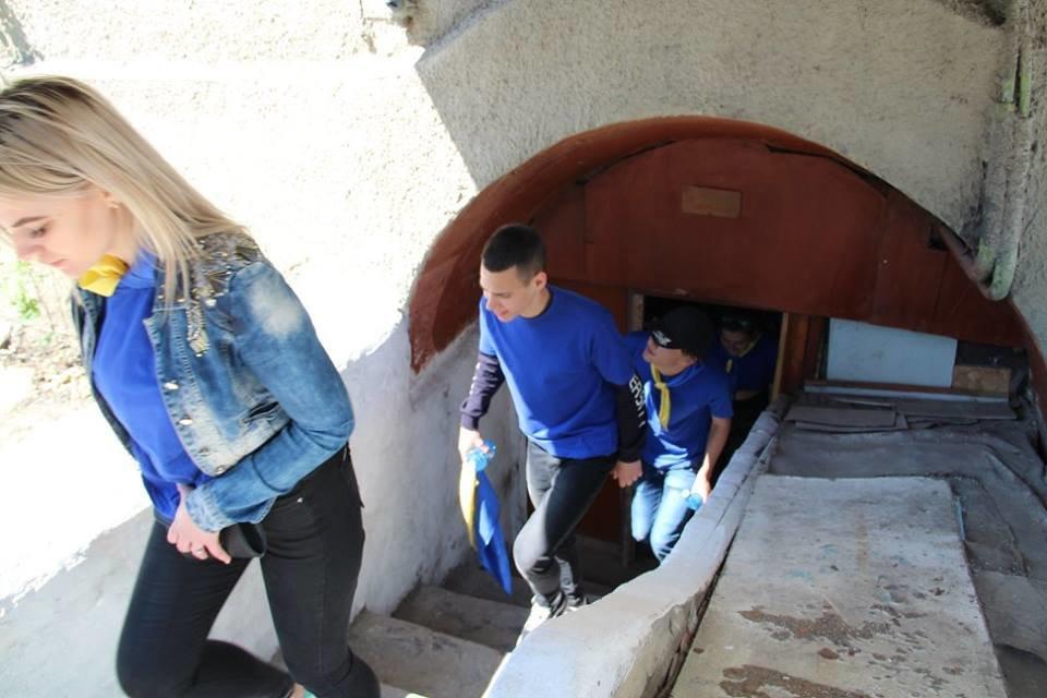 Исторический квест в Мелитополе: участники спустились в подземелье и отыскали бункер , фото-6