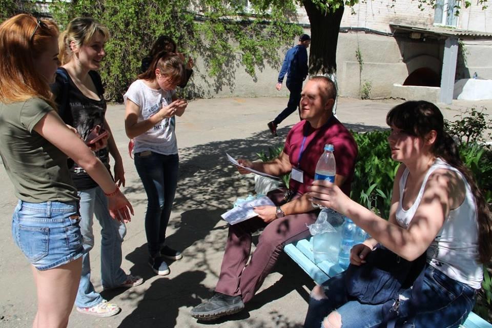 Исторический квест в Мелитополе: участники спустились в подземелье и отыскали бункер , фото-9