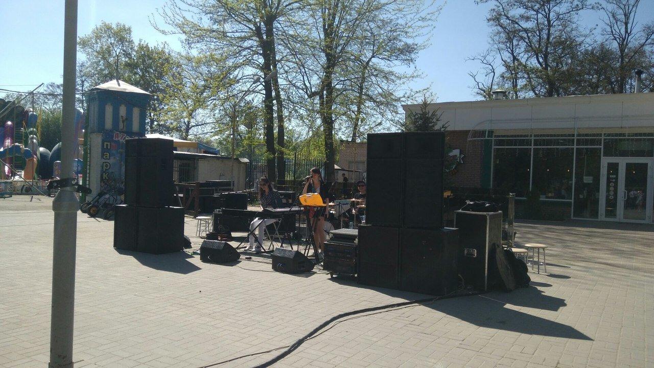 В Мелитополе прошел фестиваль в стиле арт-пикника LunchFest, фото-7