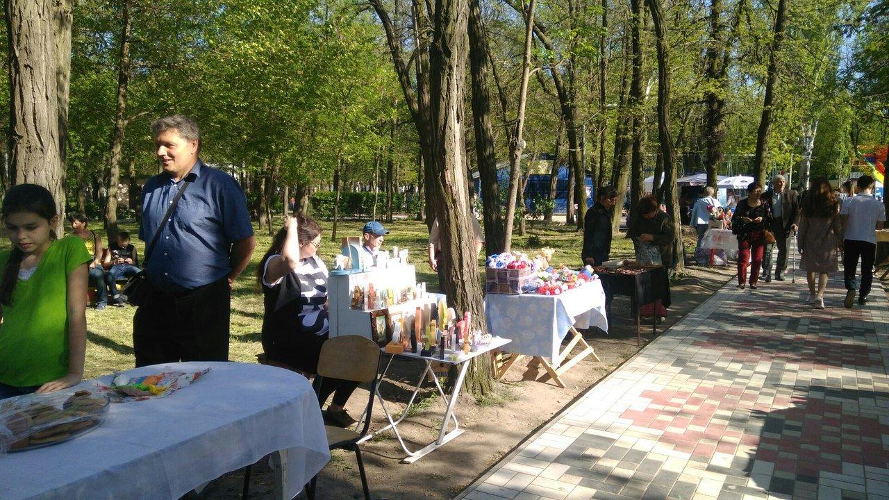 В Мелитополе прошел фестиваль в стиле арт-пикника LunchFest, фото-3