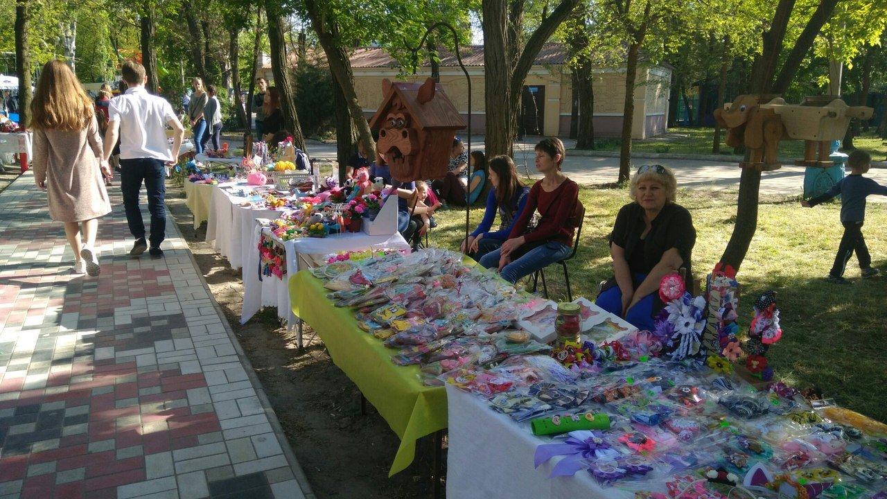 В Мелитополе прошел фестиваль в стиле арт-пикника LunchFest, фото-4