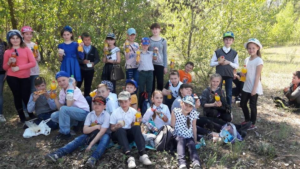 Мелитопольские школьники побывали на производстве минеральной воды, фото-6