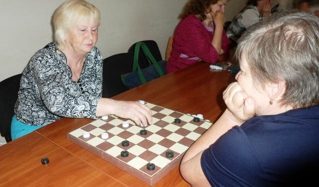 Состоялся шашечно-шахматный турнир среди ветеранов Мелитопольского района, фото-2