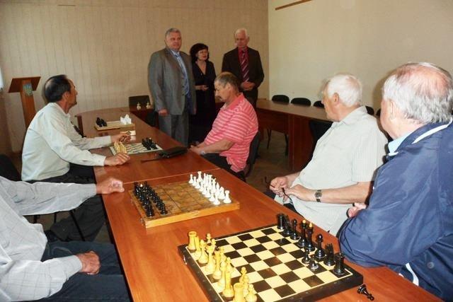 Состоялся шашечно-шахматный турнир среди ветеранов Мелитопольского района, фото-3