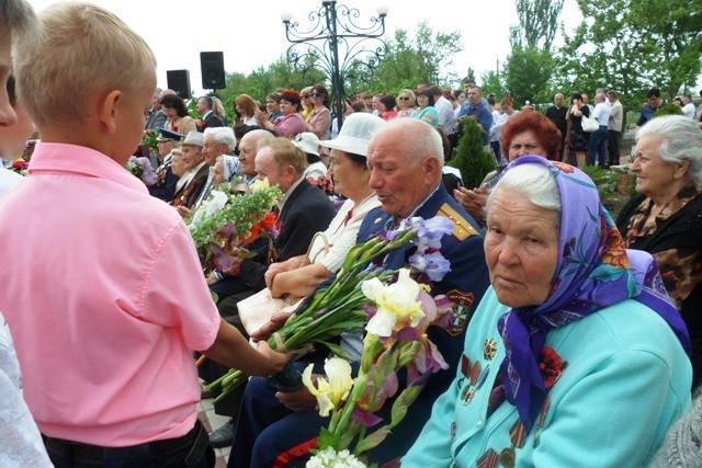 В Мелитопольском районе отдали дань уважения героям, фото-1