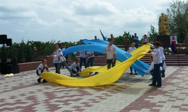 В Мелитопольском районе отдали дань уважения героям, фото-3