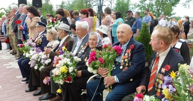 В Мелитопольском районе отдали дань уважения героям, фото-4