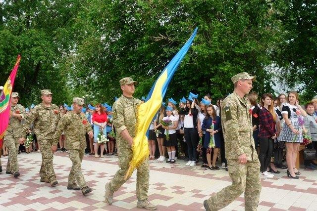 В Мелитопольском районе отдали дань уважения героям, фото-7