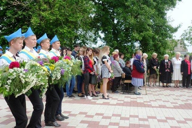 В Мелитопольском районе отдали дань уважения героям, фото-8