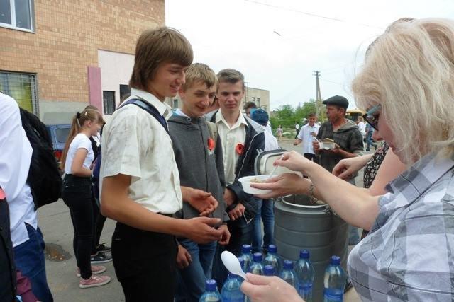 В Мелитопольском районе отдали дань уважения героям, фото-9