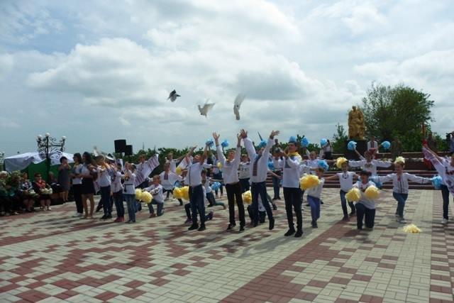 В Мелитопольском районе отдали дань уважения героям, фото-10