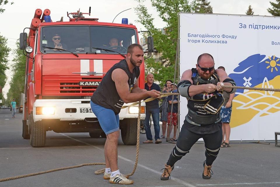 Мелитопольские богатыри открыли соревновательный сезон победами , фото-4