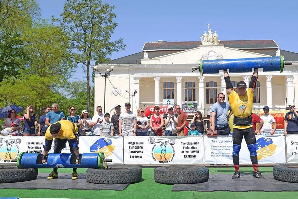 Мелитопольские богатыри открыли соревновательный сезон победами , фото-7