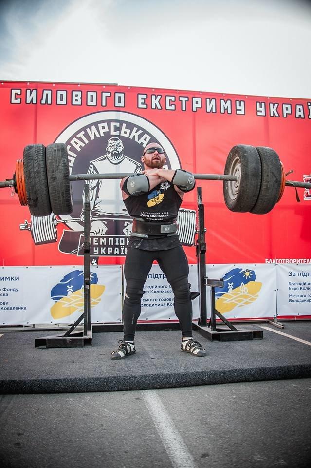 Мелитопольские богатыри открыли соревновательный сезон победами , фото-5