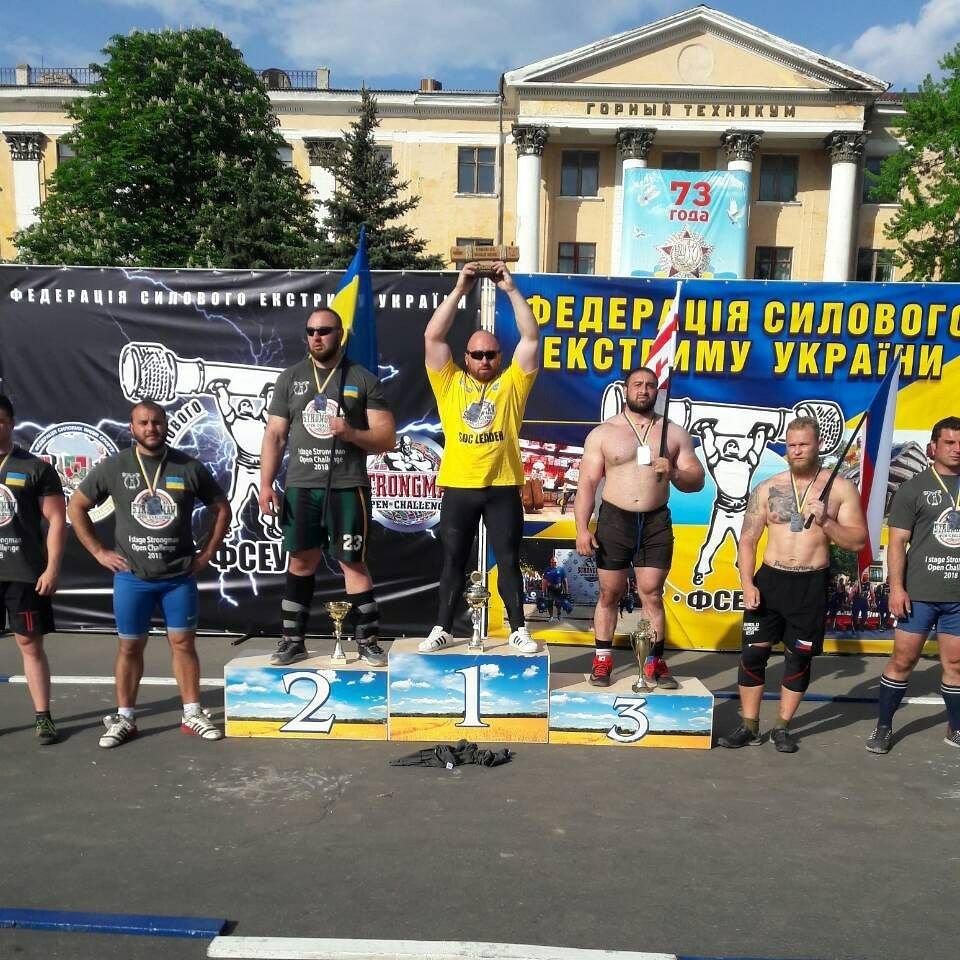 Мелитопольские богатыри открыли соревновательный сезон победами , фото-13