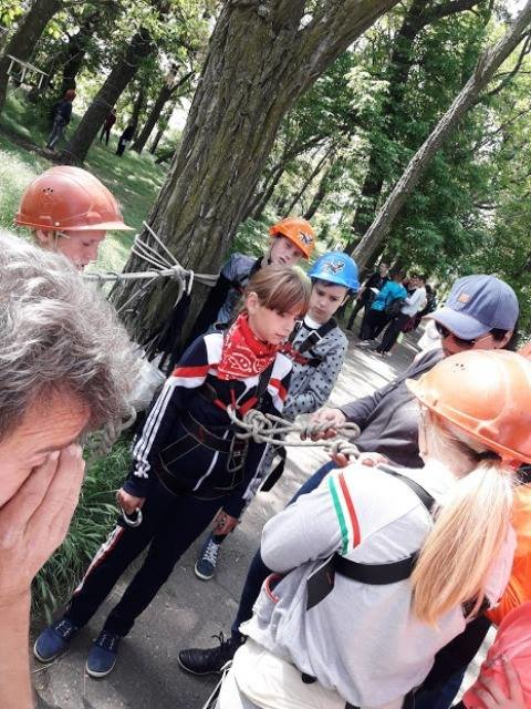 В Мелитопольском районе состоялся турслет учащейся молодежи по спортивному туризму, фото-5