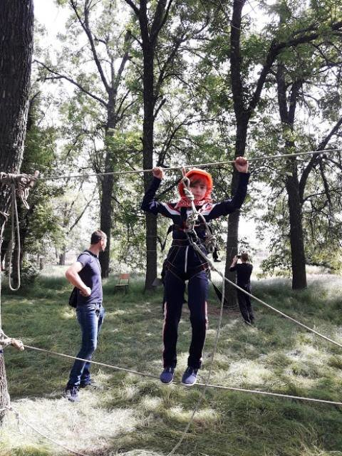 В Мелитопольском районе состоялся турслет учащейся молодежи по спортивному туризму, фото-6