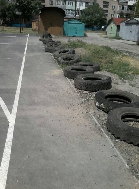 Для юных мелитопольцев установят еще одну спортивную площадку , фото-2, Фото из открытого доступа