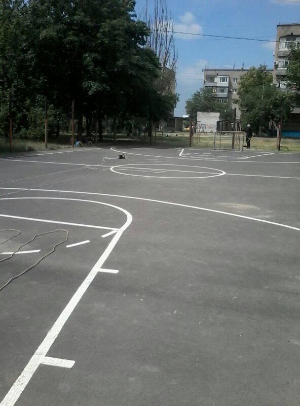 Для юных мелитопольцев установят еще одну спортивную площадку , фото-1, Фото из открытого доступа