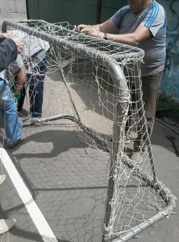 Для юных мелитопольцев установят еще одну спортивную площадку , фото-3, Фото из открытого доступа