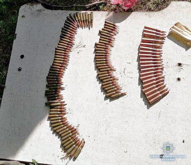 В Запорожской области у мужчин изъяли оружие , фото-3, Фото ГУ НП