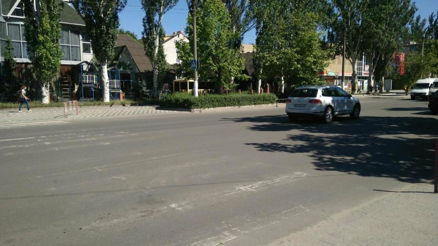 Мнение эксперта: опасный пешеходный переход в Мелитополе переносить некуда, фото-5
