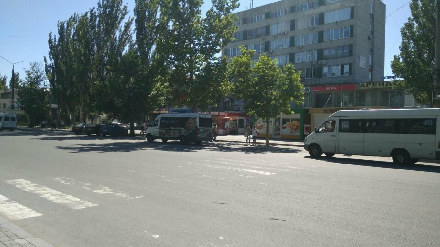 Мнение эксперта: опасный пешеходный переход в Мелитополе переносить некуда, фото-3