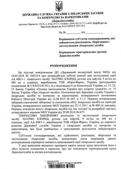 В Украине запретили популярные препараты , фото-1