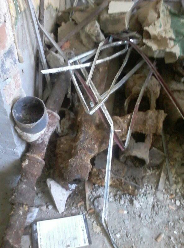 В Мелитополе продолжается ремонт ДЮСШ № 1, фото-2