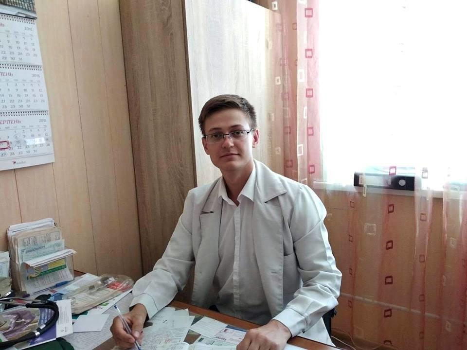 В мелитопольских амбулаториях появились молодые специалисты , фото-1