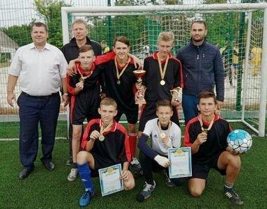 В Мелитопольском районе состоялись соревнования по футболу, фото-3