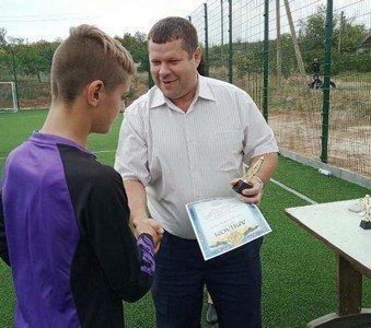 В Мелитопольском районе состоялись соревнования по футболу, фото-2