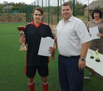 В Мелитопольском районе состоялись соревнования по футболу, фото-1