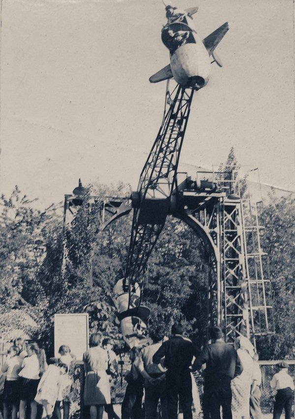Мелитопольский парк: от первого саженца до современного пруда, фото-15